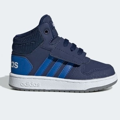 ADIDAS HOOPS MID STRAPPO