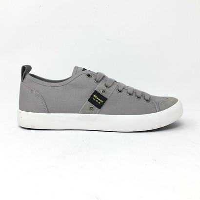 BLAUER SNEAKERS CANVAS
